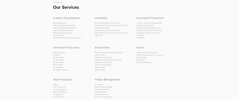 VeracityColab services