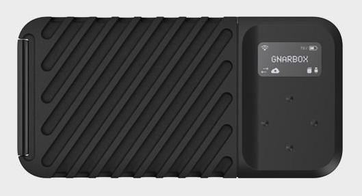 This battery-powered little guy lets you transfer SD cards to a fast SSD, so you're ready to edit as soon as you plug it in to your edit system.