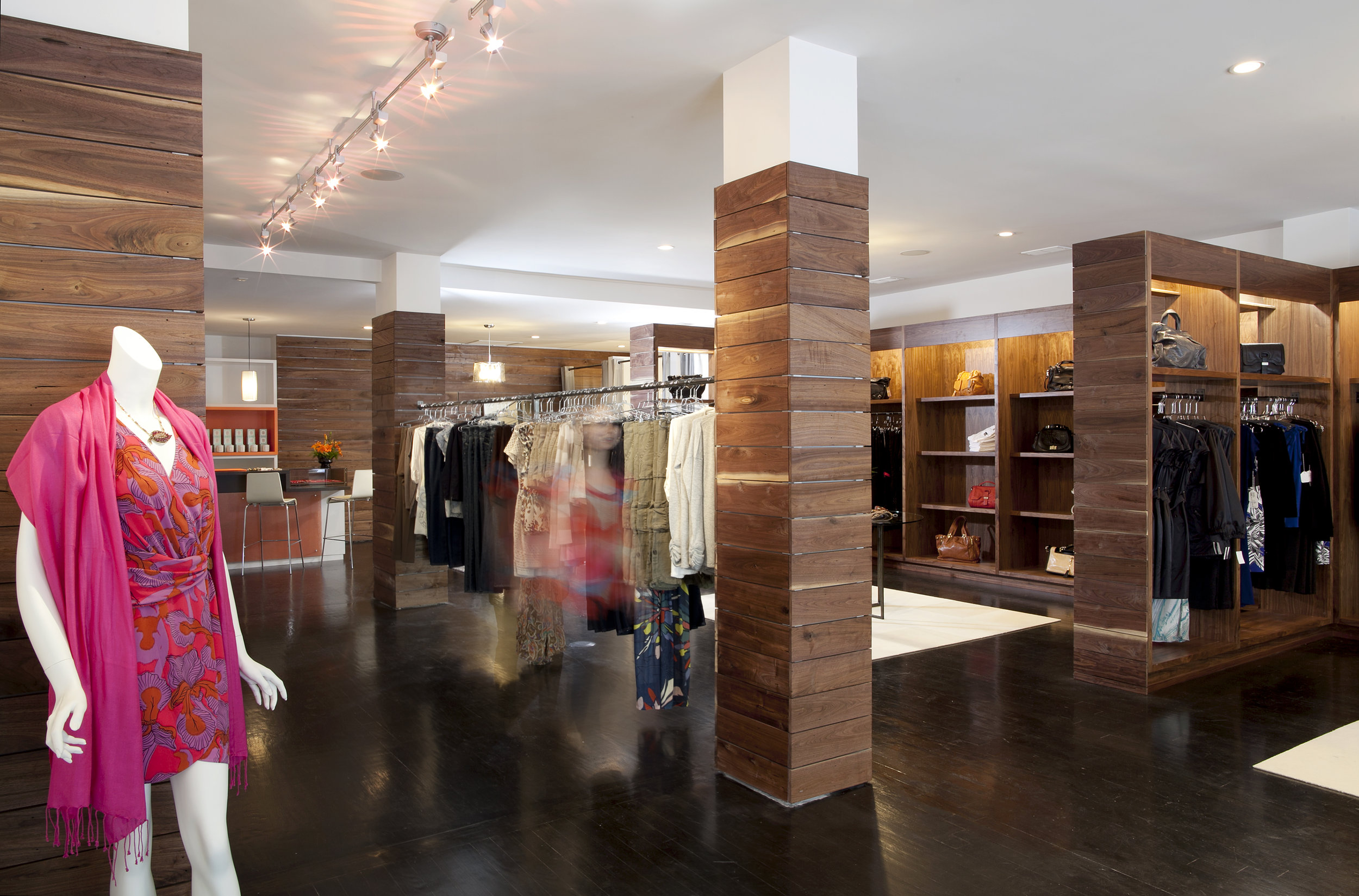 Clique Boutique | Retail Tenant Improvement