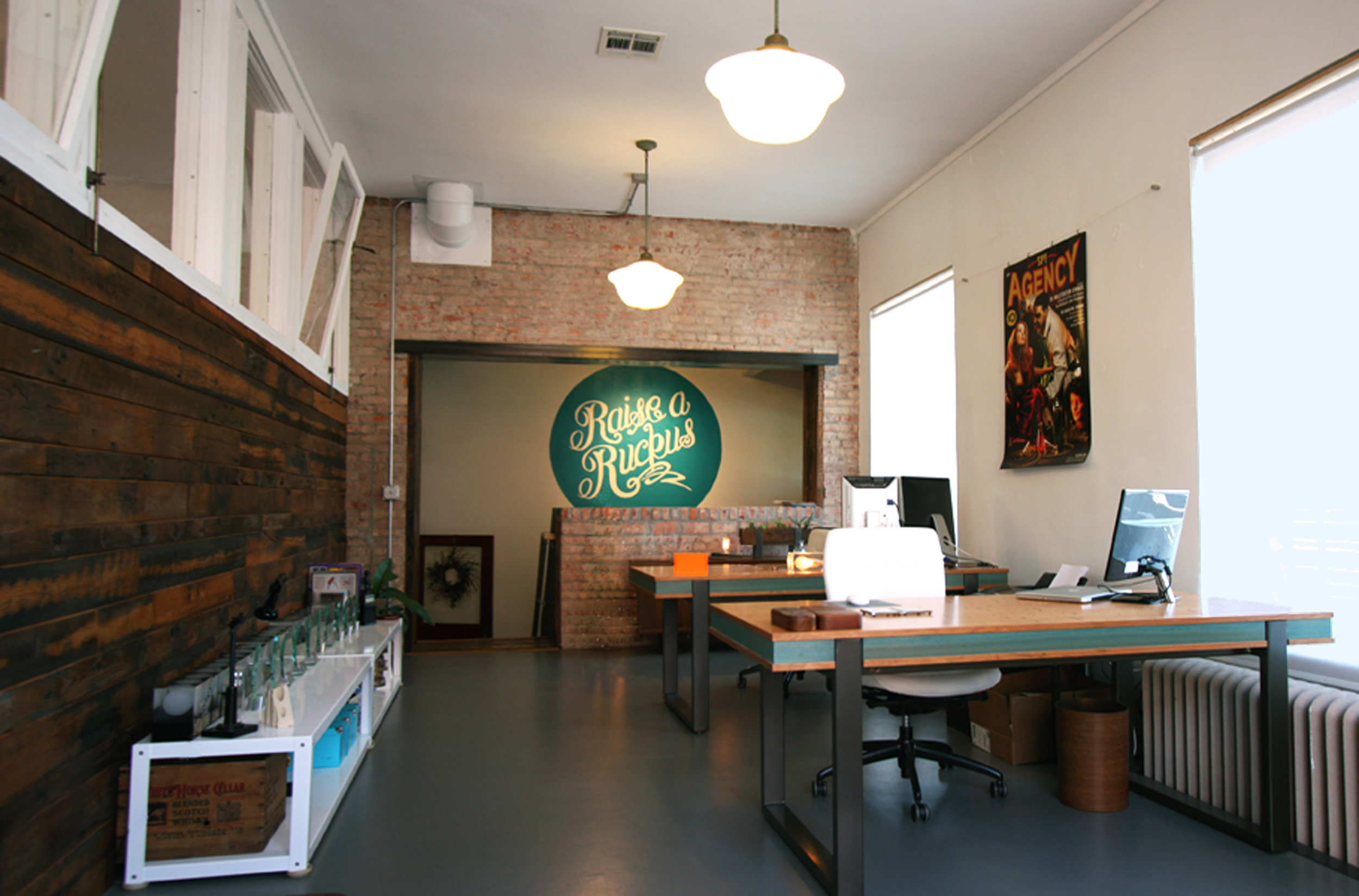 Red Star Studios | Office + Event Space