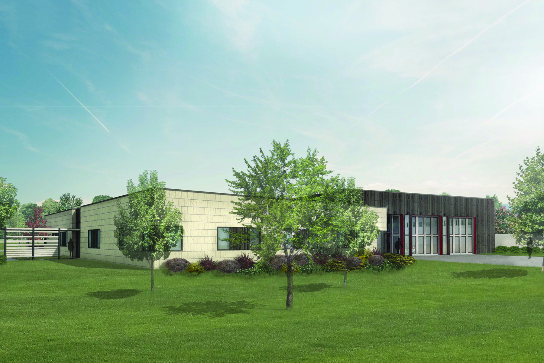 Fire Station 15 | New Fire Station for Kansas City, MO