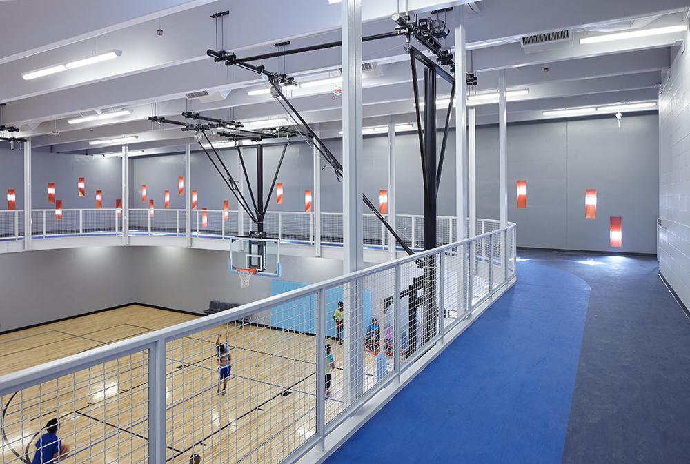 Garrison Community Center Addition | FEMA Safe Room + Gym Addition