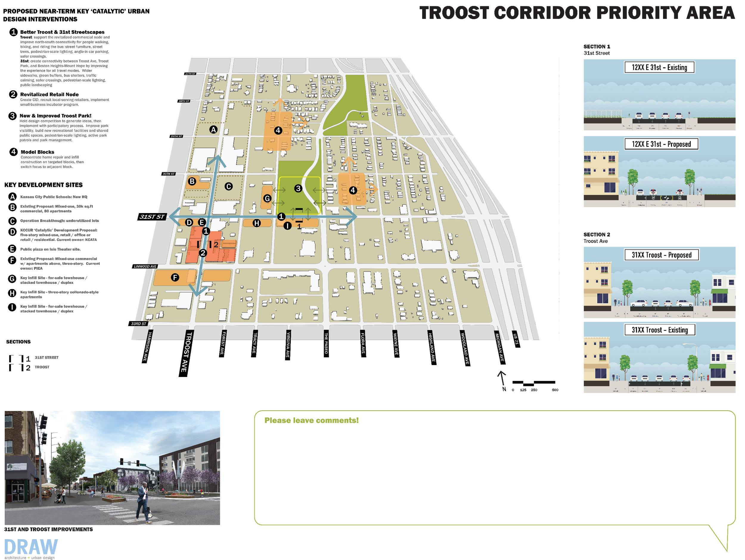 Catalytic Urban Revitalization Initiative | Planning + Public Engagement