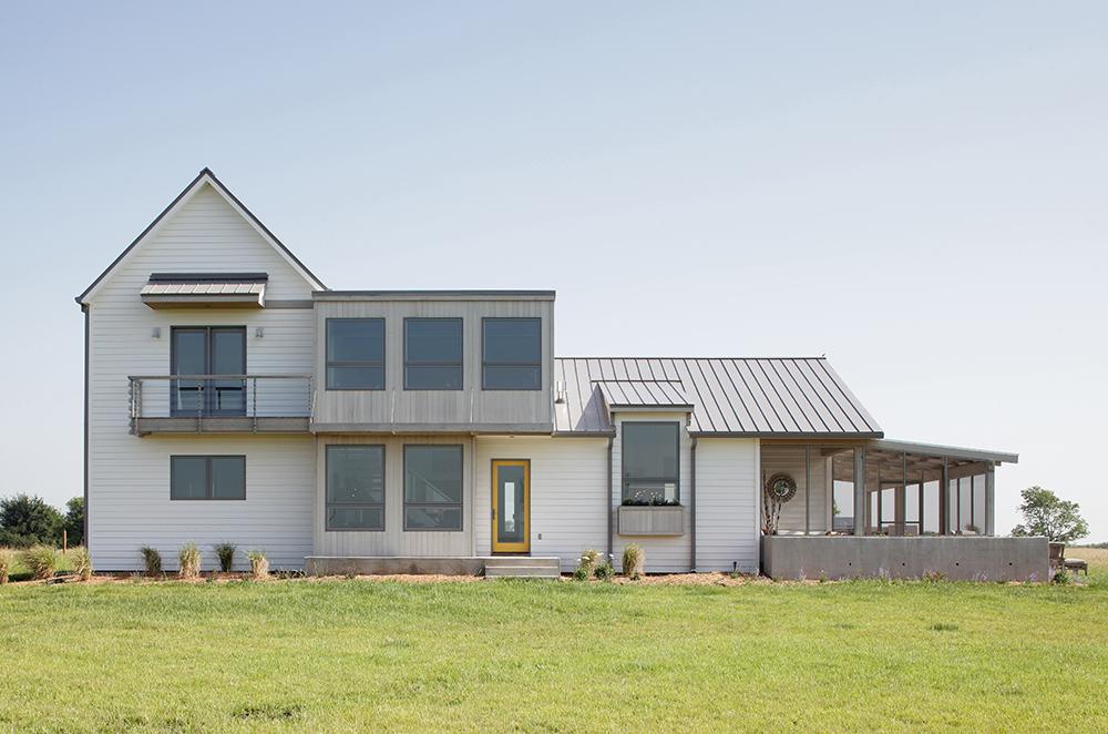 Wellsville Resident | Contemporary Farmhouse