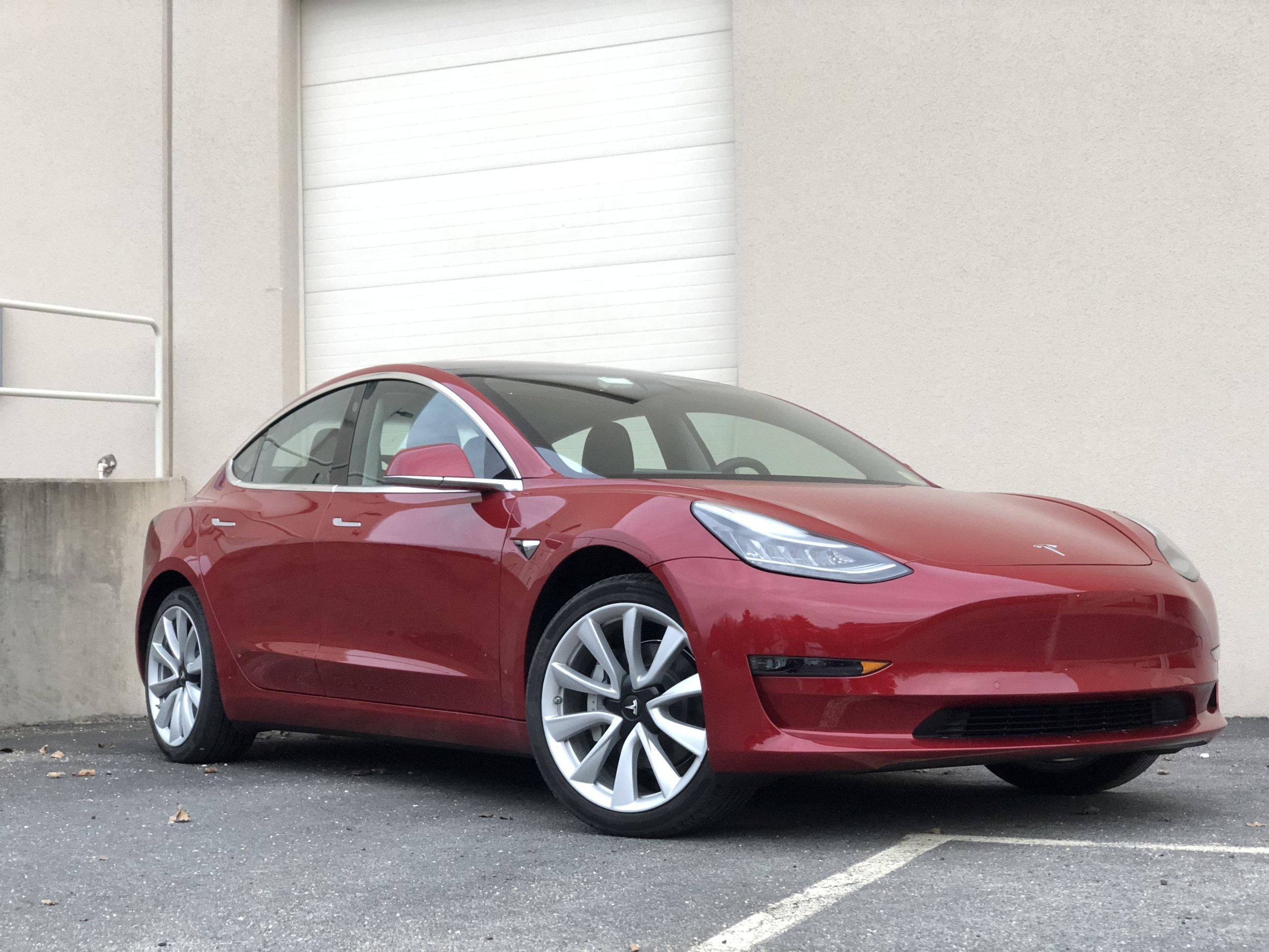 Tesla Model 3 Premium