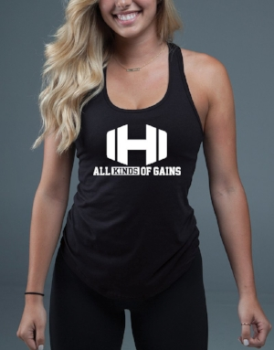 HER: Official Hodge Twins Gains Athletic Tank