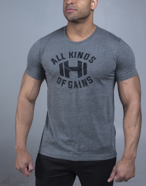 HIM: Official Hodge Twins Gains Athletic Tee