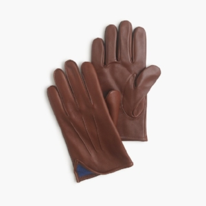 HIM: Leather Smartphone Gloves (in multiple colors)