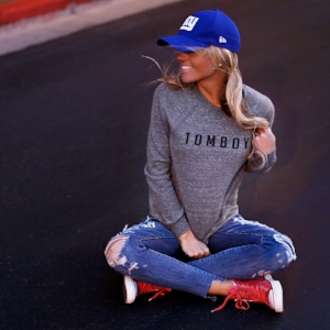 HER: Coco and Scout Graphic Sweatshirt