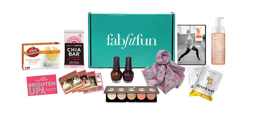 Fab Fit Fun Seasonal Box
