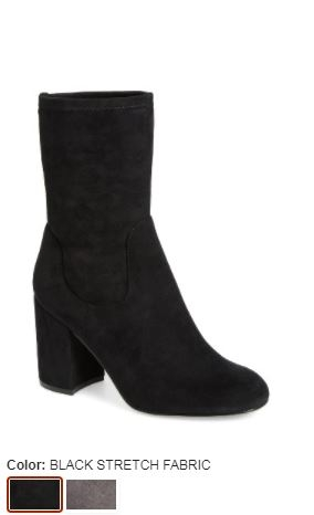 Halogen Jacy Stretch Bootie