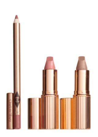 Charlotte Tilbury Nude Lipstick Set