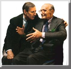Bill Alderson & Sanford Meisner