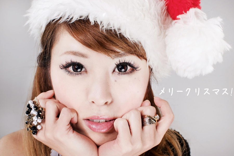 Aikas Love Closet Modeling Editorial photography studio shooting merry christmas メリークリスマス seattle fashion blogger from japan.jpg