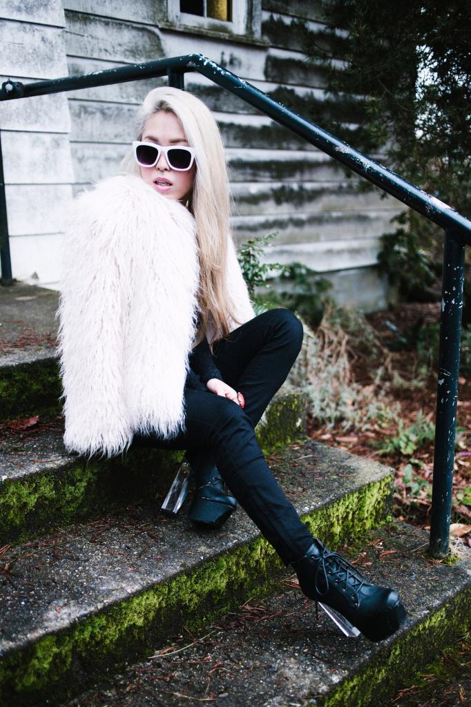 Forever 21 Sunglasses_ZARA Fur Coat amp Pants_Charlotte Russe Boots3a.JPG
