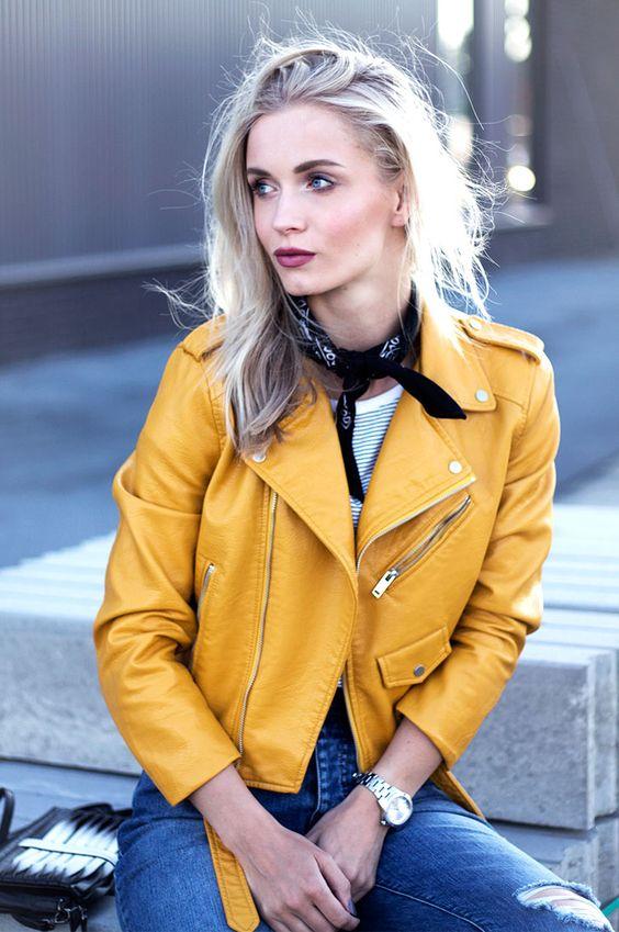 Yellow biker jacket - street style - inspiration -aikas love closet-seattle style blogger-japanese.jpg