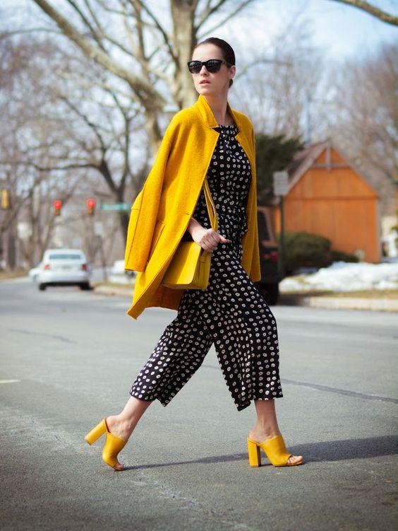 Yellow coat jacket - yellow bag - yellow mules - street style - inspiration - aikas love closet-seattle style blogger-japanese.jpg