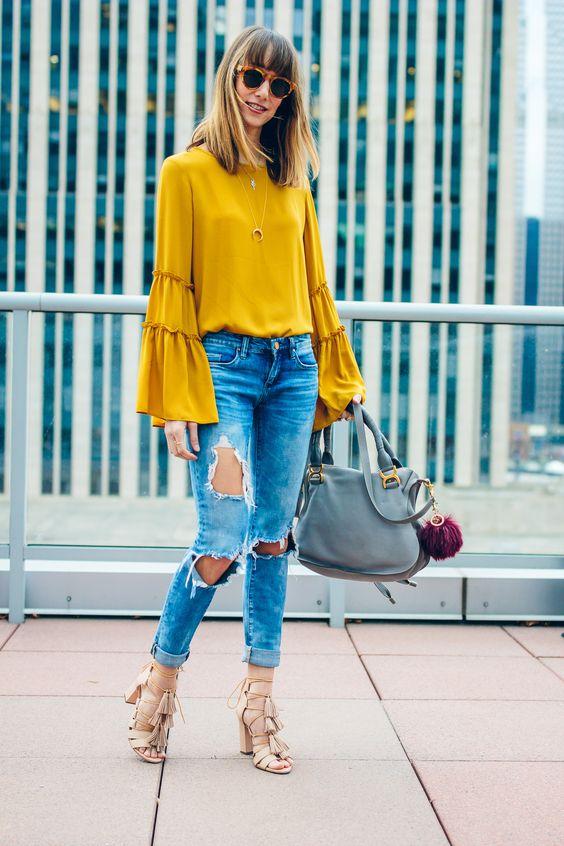 Yellow dress - yellow bag - yellow sandals - street style - inspiration - aikas love closet-seattle style blogger-japanese.jpg
