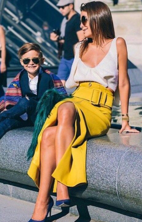 Yellow Midi skirt-summer-street style inspiration-aikas love closet-seattle style blogger-japanese.jpg