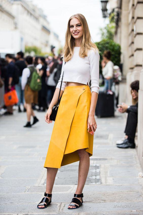 Yellow Wrap midi skirt-street style inspiration-aikas love closet-seattle style blogger-japanese.jpg