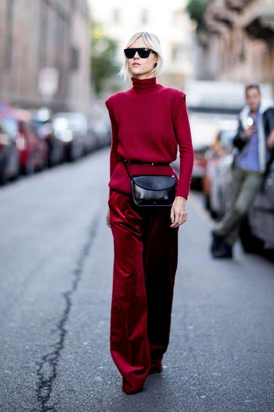 Top Velvet Fashion Trends for winter- aika's Love closet-japanese-seattle style fashion blogger-colored hair- street snap-red velvet trousers.jpg
