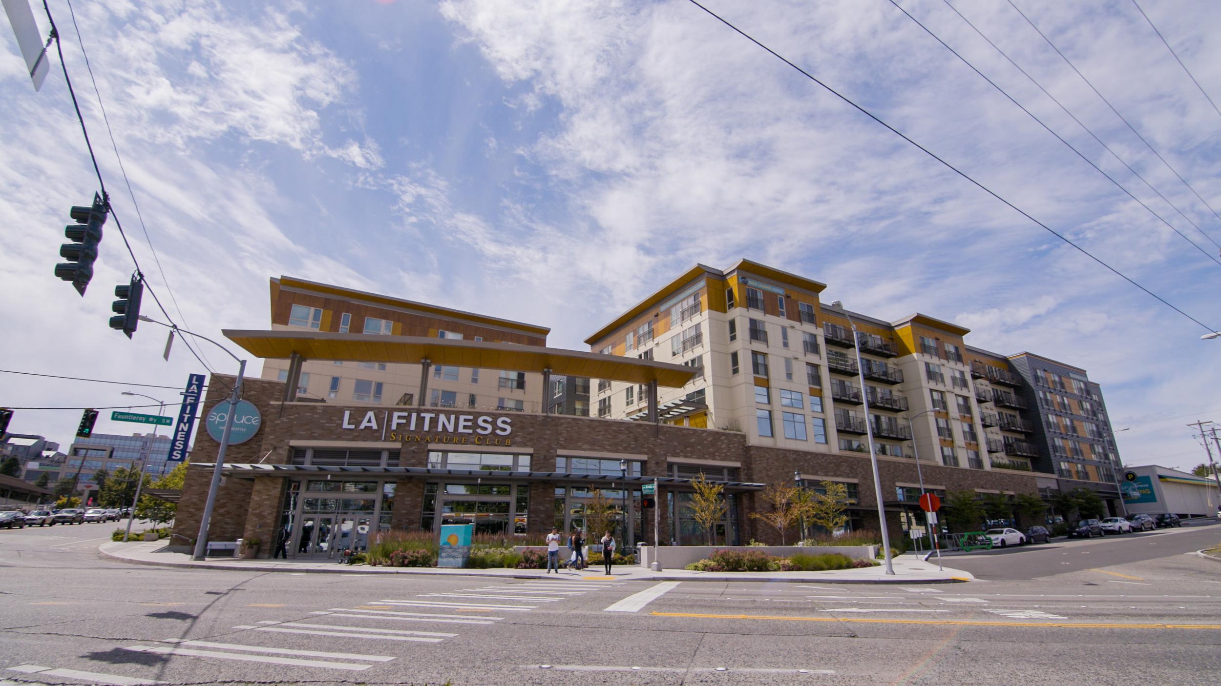 LA Fitness, West Seattle