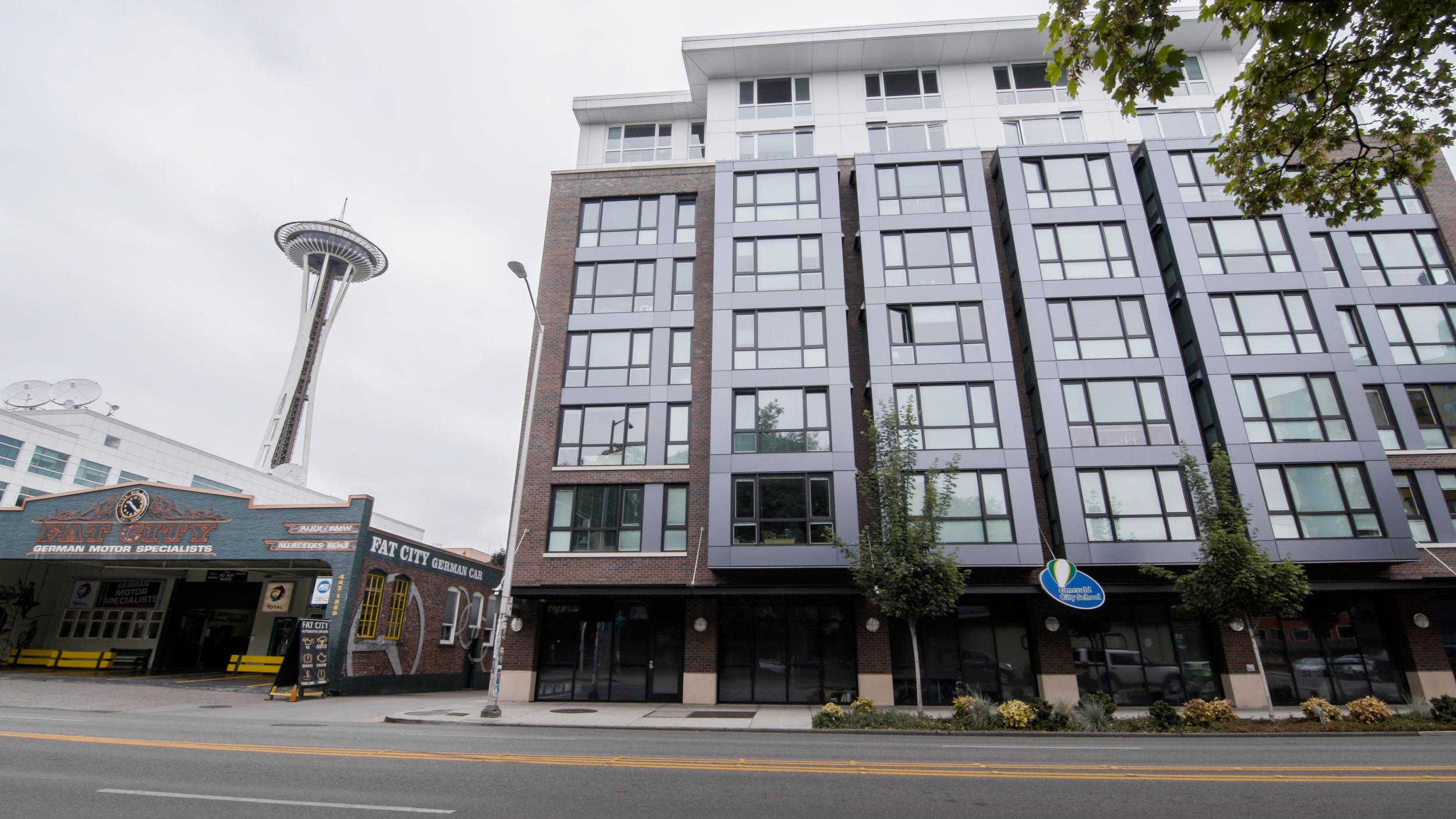 The Century, Seattle