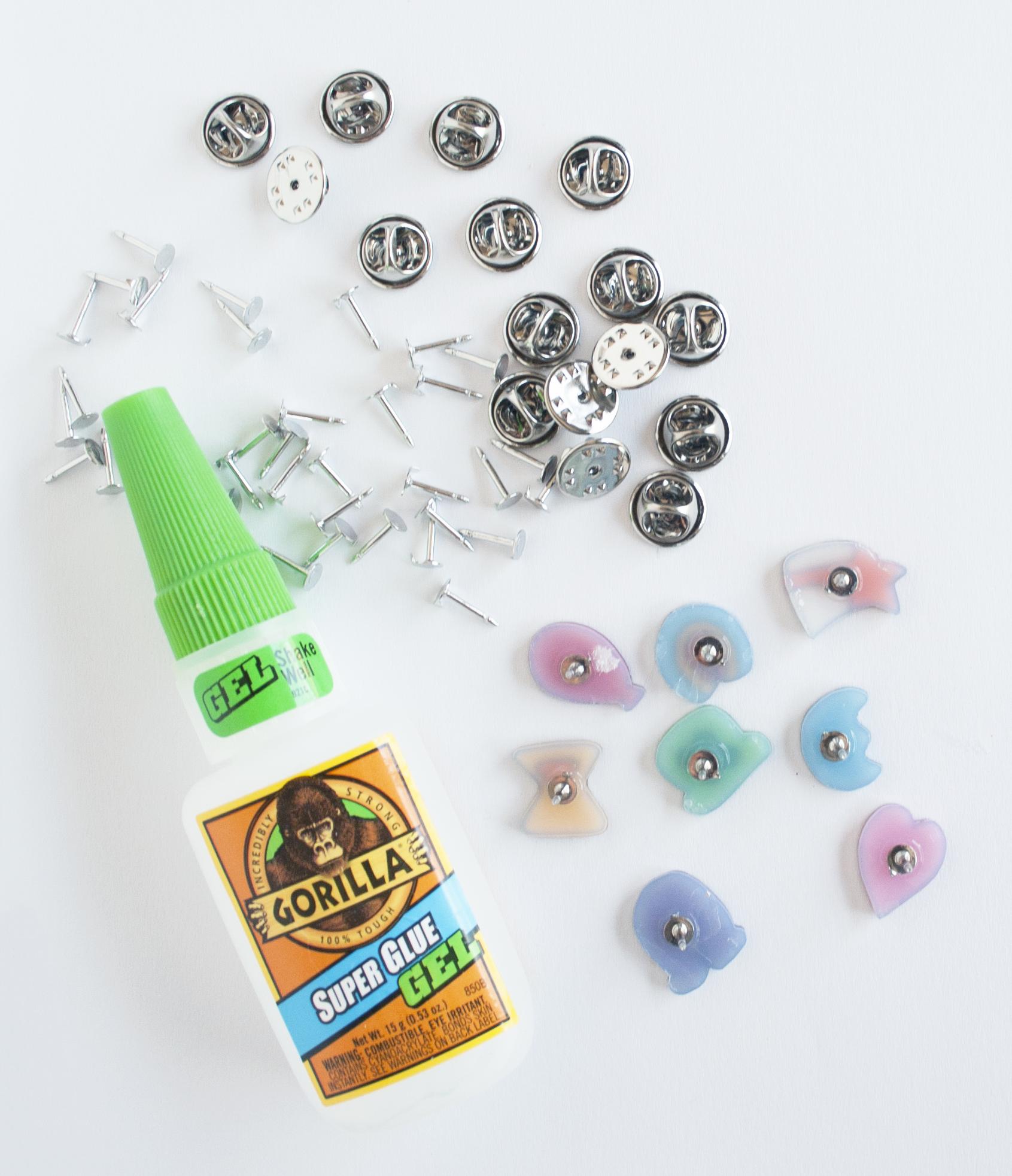 DIY Lucky Charms Pins   Sarah Makes Stuff