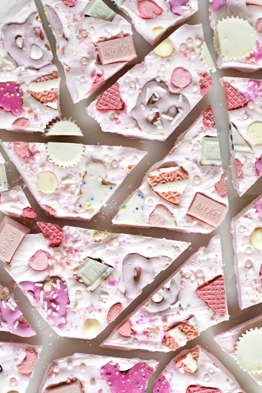 Millennial Pink Bark | Sarah Makes Stuff