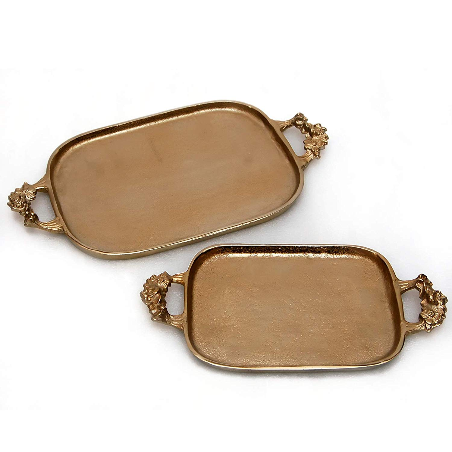 Mark - Gold Serving Tray