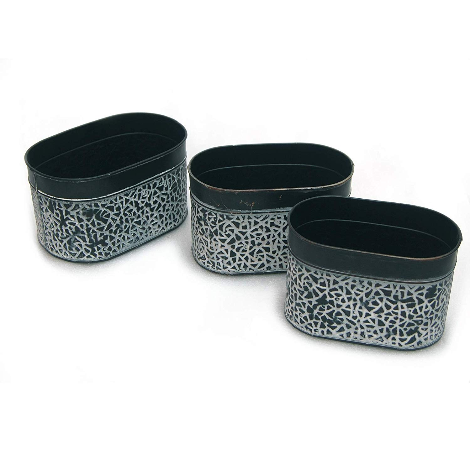Diamantra Planter Set