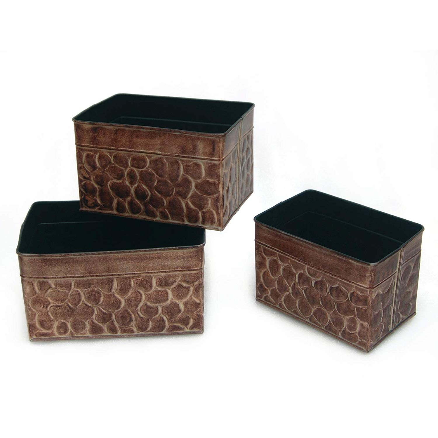 Bouldergrain Planter Set