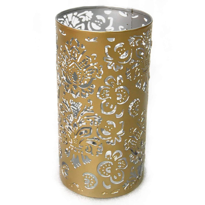 Damask Laser Cut Candle Holder