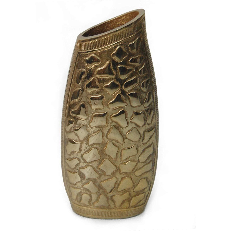 Asymmetrical Motif Flower Vase