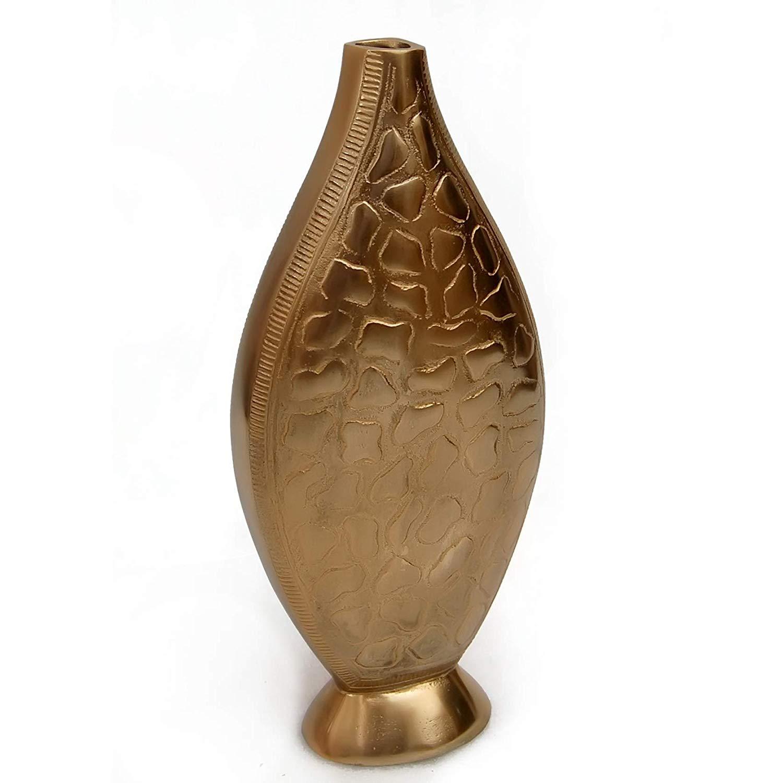 Almond Motif Flower Vase