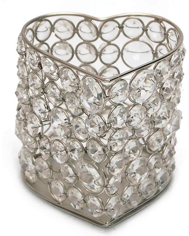 Crystal Heart Candle Holders 💎 🕉 🕉 🕉 🕉 🕉 🕉 🕉 🕉 🕉 🕉 🕉 🕉  #homedecor #candleholders  #vase #decorativevase #decorativemirrors #decorimports #escadiluce #luxe #fabdecor #cakestands #caketrays #lightandlove #wallmirrors #centerpieces #homedecorator #homedecorating #weddingdecor #weddingcenterpieces #partydecor #weddings #interiordesign #interiordesigner #eventplanning #interiordesign #boutique #walldecor #homedecorideas