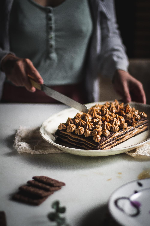 Torta Chocolina ou Chocotorta