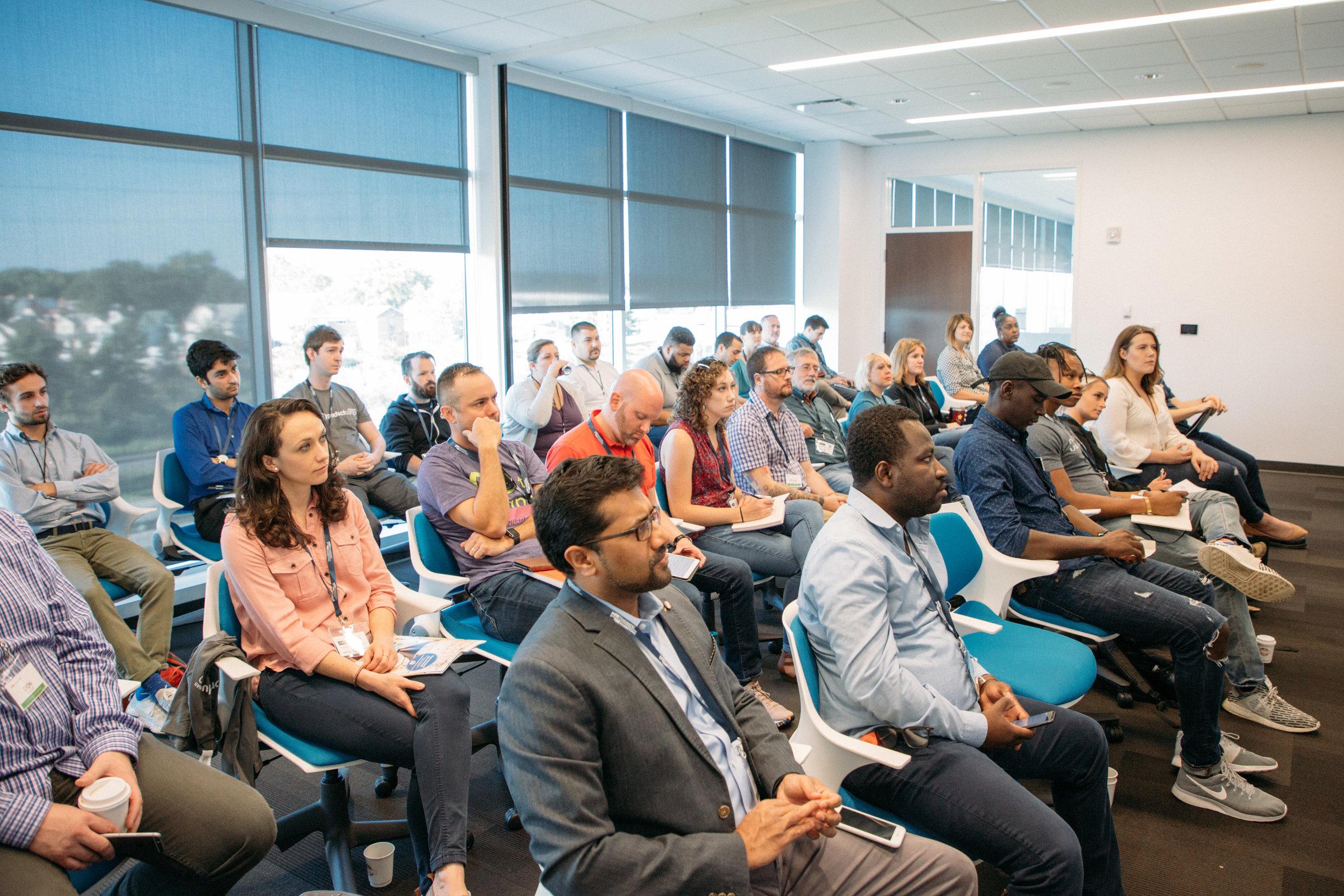 ProductCamp Cincinnati Audience Attentive.JPG