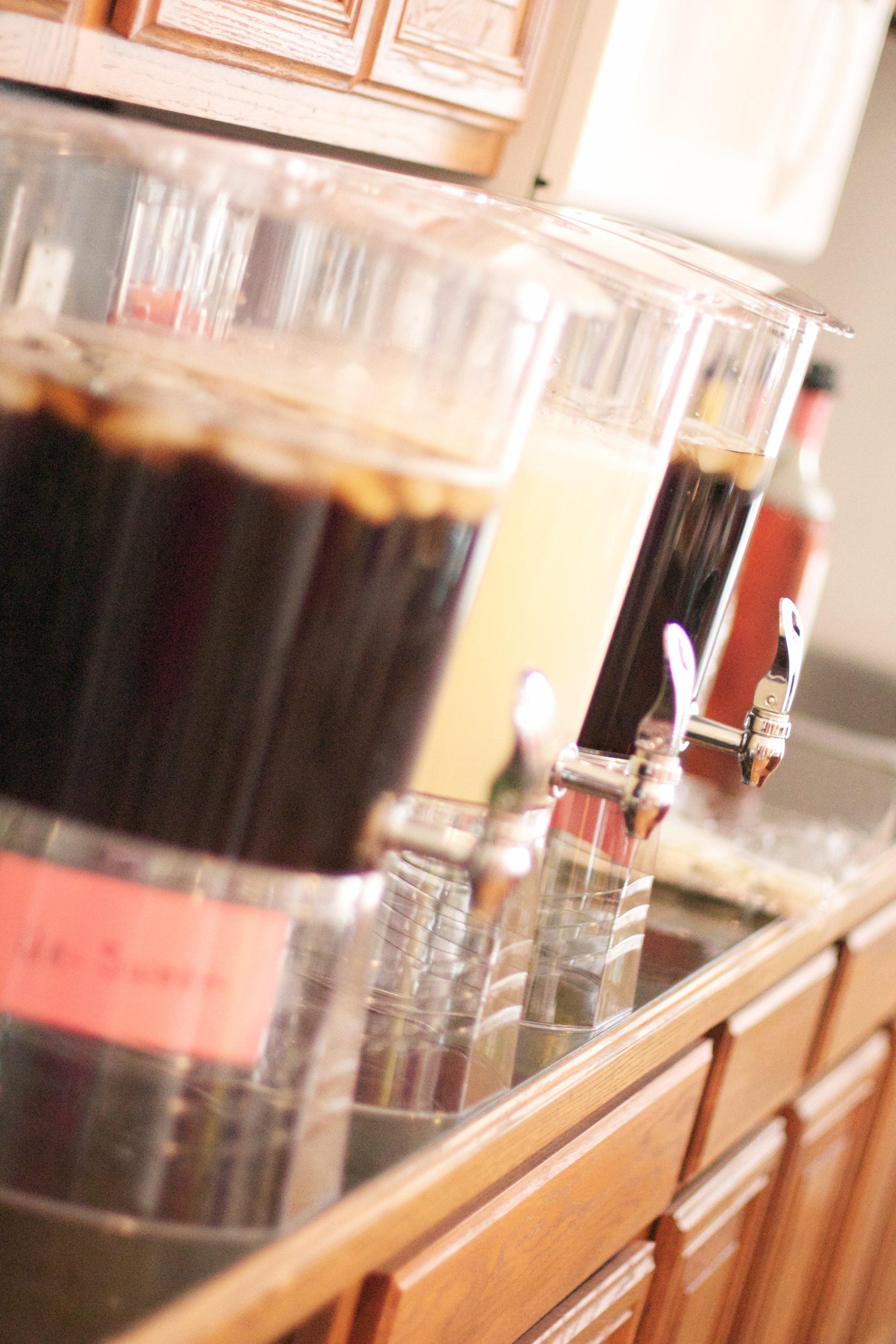 beverage-display