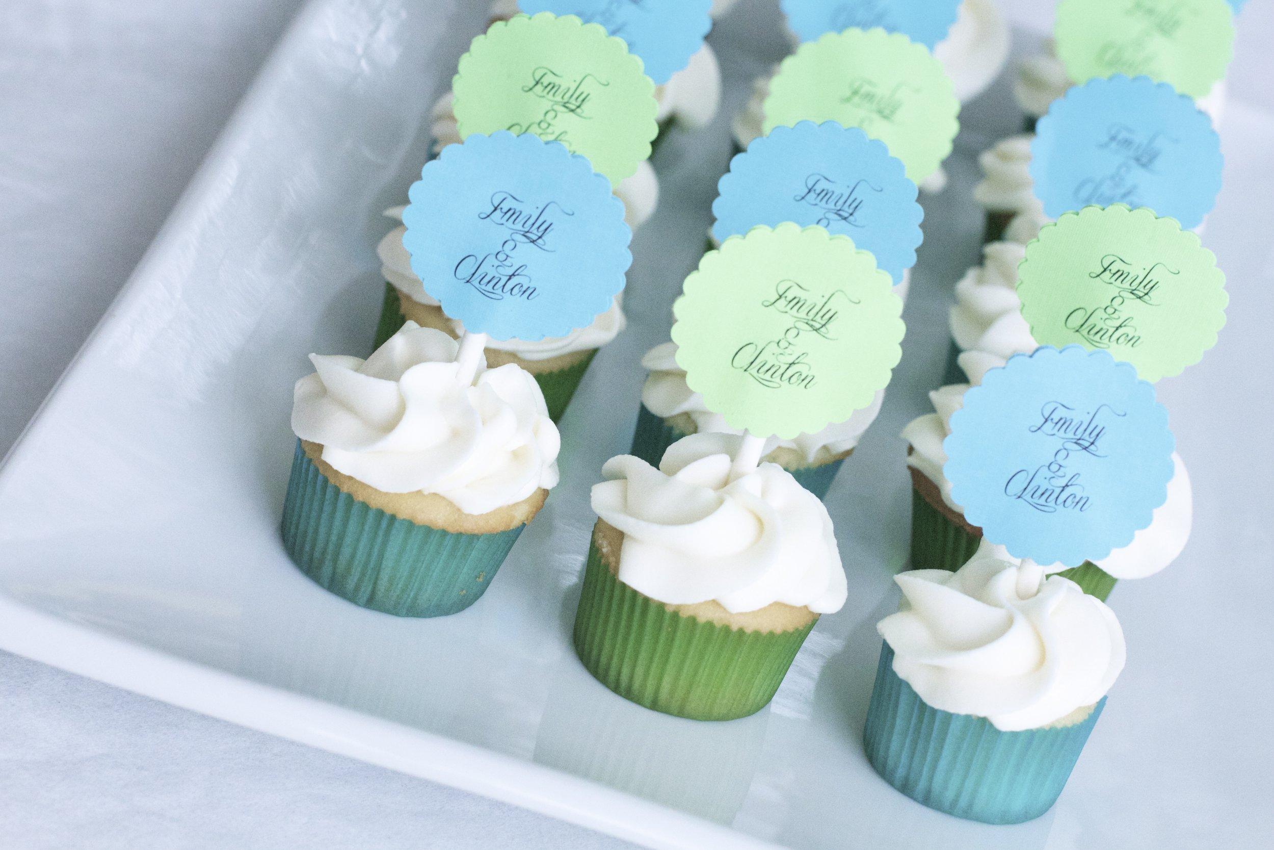 cupcake-display
