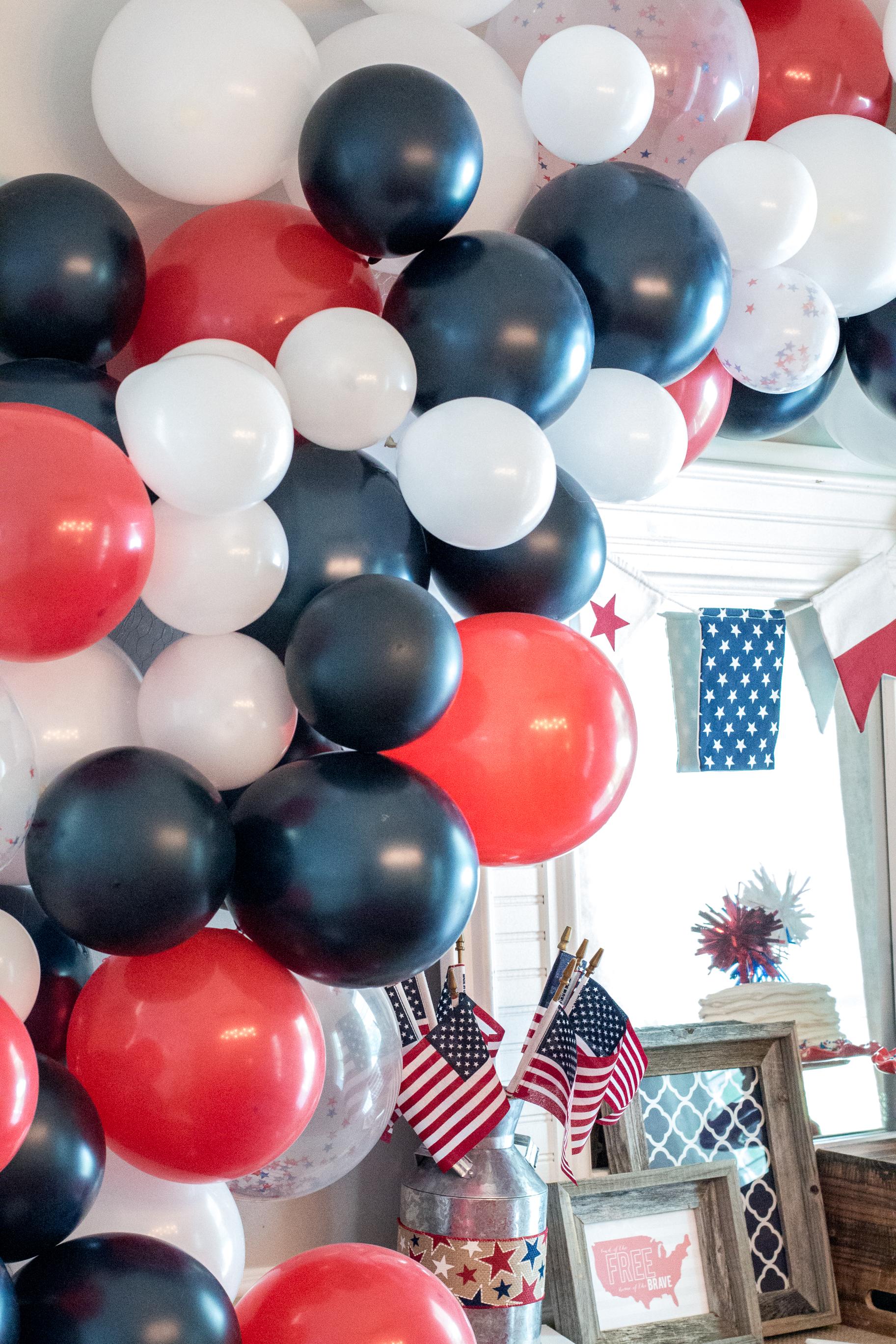 balloon-garland