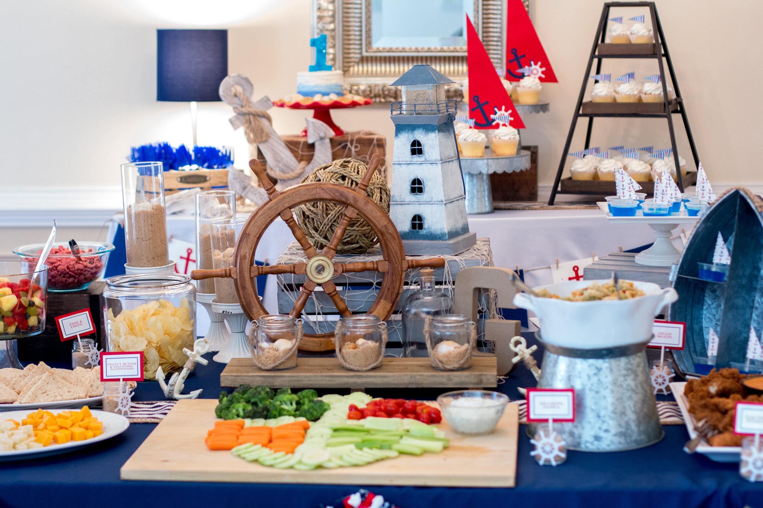 nautical-food-table
