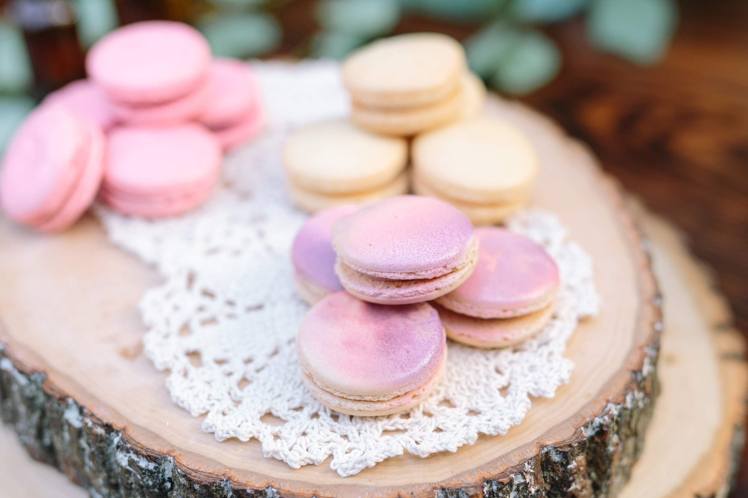 macaroons-pink