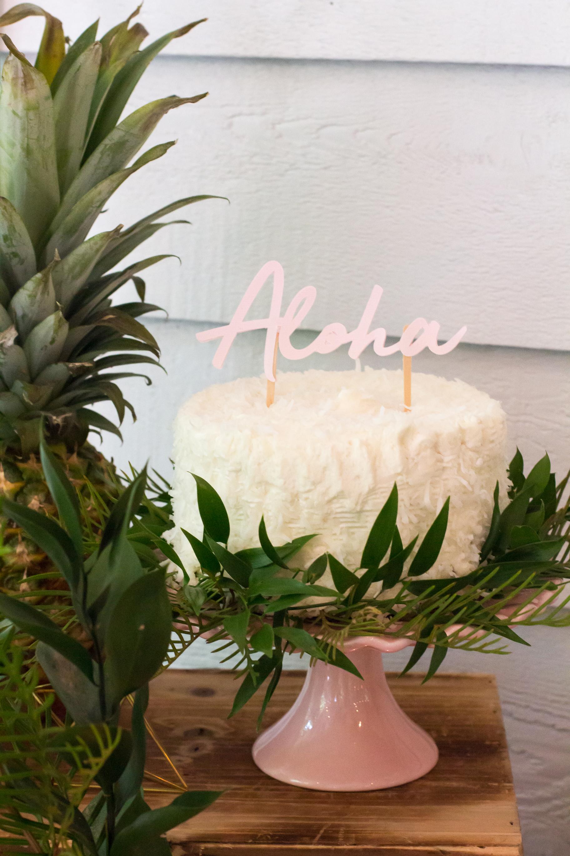 aloha-cake