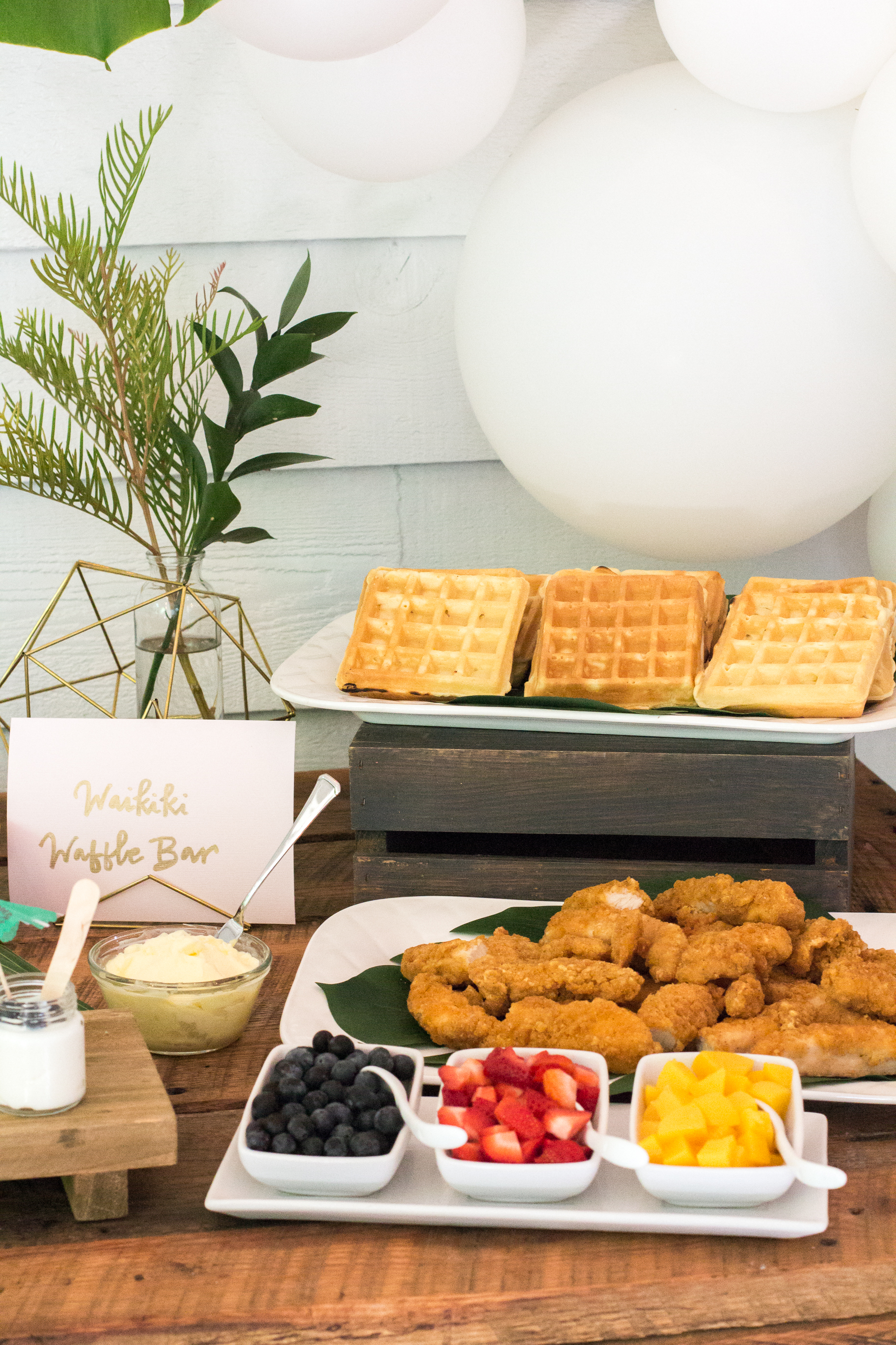 chicken-and-waffle-bar