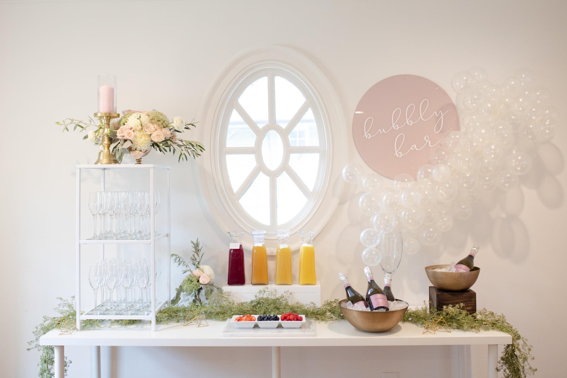 Bridal shower -