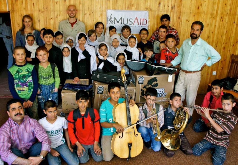 MusAid Donation