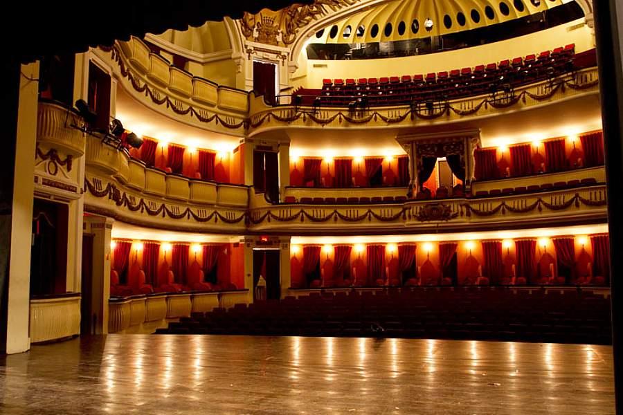 National Theater, El Salvador - Concert Venue