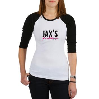 jax's kitten baseball jersey