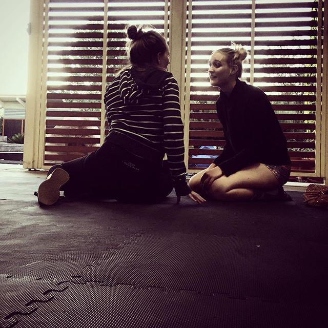 #hannah #rehearsals #adelaidefringe